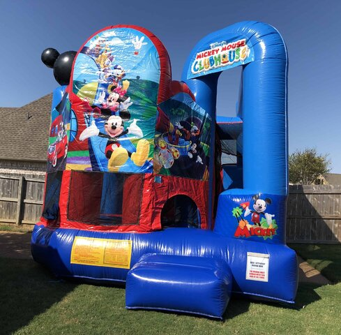 Mickey Mouse and friends Bounce House rental in Memphis TN